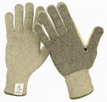 hochwertige Schnittschutz-Handschuhe mit Benoppung