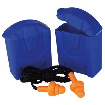 Gehörschutz-Stöpsel Super-Fit inkl. Box 25 dB 25 dB