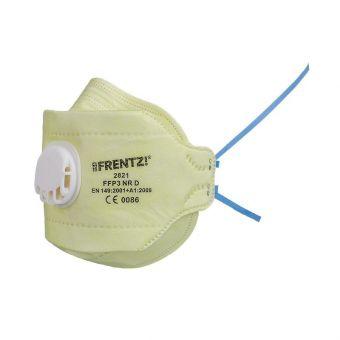 FFP3 Komfort-Faltmaske mit Ausatemventil P3D