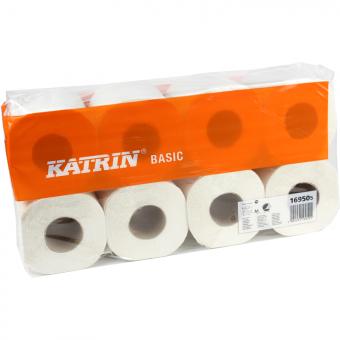 Katrin® Basic Typ: 16950 Toilettenpapier 2-lagig X
