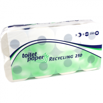 Tissue Marken Toilettenpapier 3-lagig weich X
