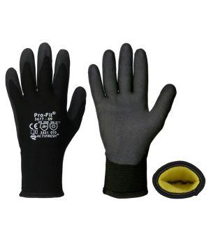 Thermo Spezial Arbeitshandschuhe 11 | schwarz
