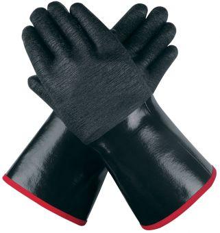 Neo-Grip  Chemie-/ Kälte-/ Hitzeschutzhandschuhe 35 cm | 10 | Schwarz