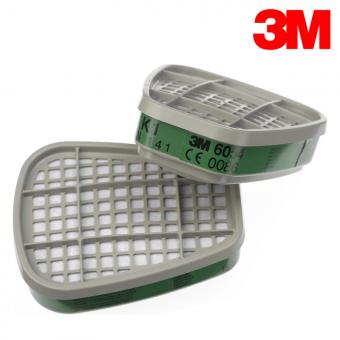 3M K1 Filterpatrone 6054 gegen Ammoniak K1