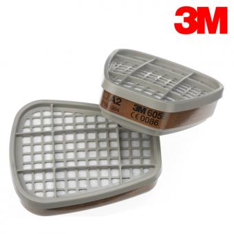 3M A2 Filterpatrone 6055 A2