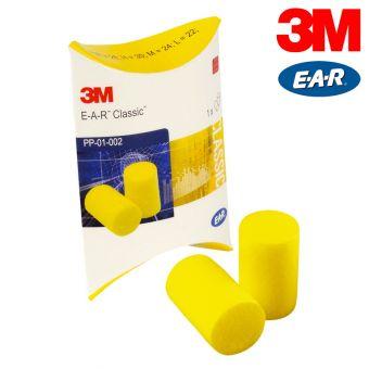 3M EAR Classic II Gehörschutz-Stöpsel 28 dB 28 dB