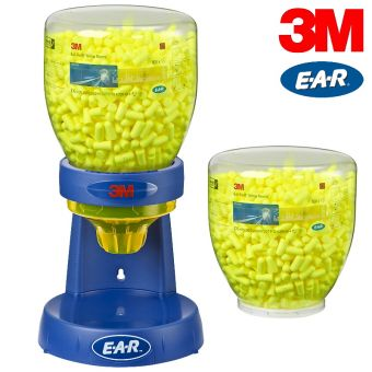 3M EAR Soft Yellow Neons Refill-Aufsatz PD01002 36 dB 36 dB