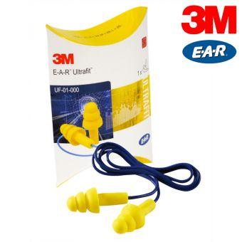 3M EAR Ultra-Fit Gehörschutz-Stöpsel 32 dB 32 dB