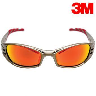 3M Fuel9T kristallklare Sport-Freizeit-Sonnenbrille X