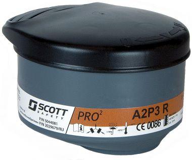 Scott A2P3 Pro2 Partikel- und Gasfilter A2P3