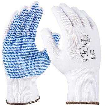 Z-Noppen Polyamid-Handschuhe 8
