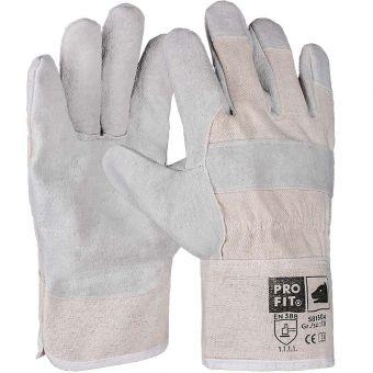 Kunstleder-Handschuhe 10