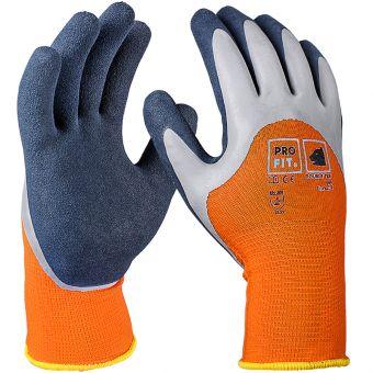 Montagehandschuh Duo Grip mit Latexschaum-Beschichtung Latexschaum   7   orange