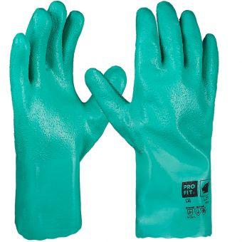 Nitril Chemikalienschutzhandschuh