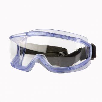Passgenaue Vollsichtbrille mit indirekter Belüftung X