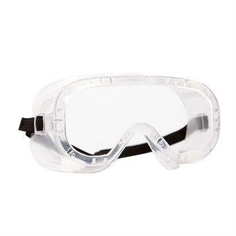 Vollsichtbrille Safety Master mit Spritzschutz X