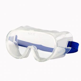 Vollsichtbrille Airmaster Clear mit antibeschlag X