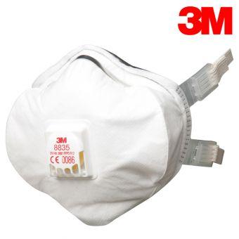 3M FFP3 R D Premium Feinstaubmaske 8835E P3D