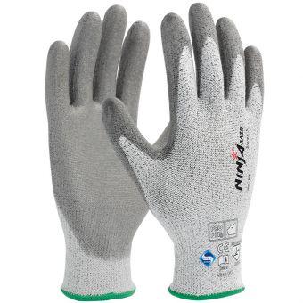 Ninja Silver Schnittschutz-Handschuhe Cut 5 Ninja | 7 | Grau