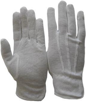 Microdot-Baumwolle 6 | weiß