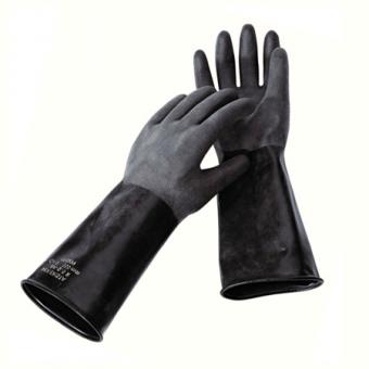 Profi Butyl Handschuhe REX 6170R 0,5 mm Stärke