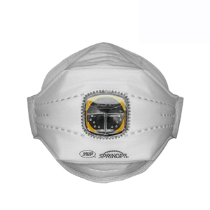 JSP 425 FFP2 SpringFit Atemschutzmaske mit Ventil FFP2