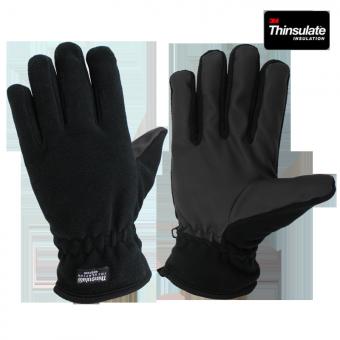Outdoor Thinsulate® Handschuhe gegen Kälte 10 | schwarz