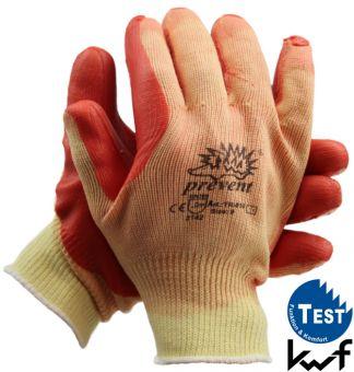 Wood-Master Kwf Handschuh mit Latexbeschichtung 9
