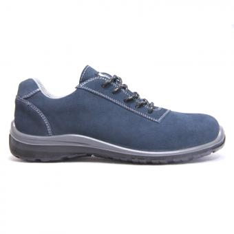 Comfort Sicherheits-Halbschuh PROTECT® Blue S1P