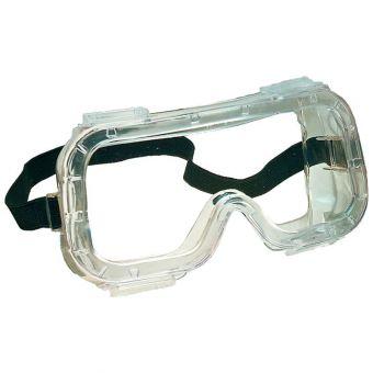 Panoramaschutzbrille mit indirekter Belüftung X
