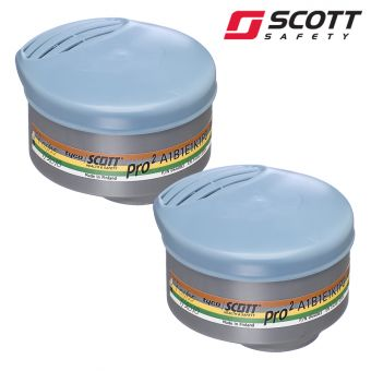 Scott ABEK1P3 Pro2 Partikel- und Gasfilter ABEK1P3