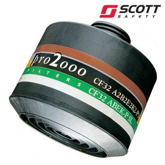 Scott Pro2000 ABEK2P3 Gasfilter ABEK2P3