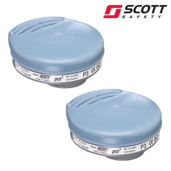 Scott P3 Pro2 Partikelfilter P3