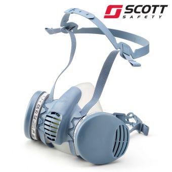 Scott Doppelfiltermasken Profile 2 Halbmasken