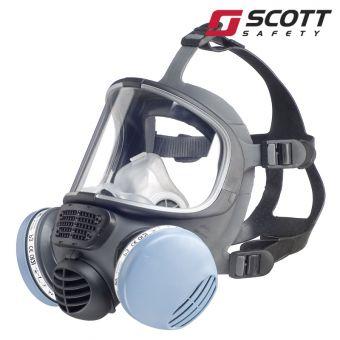 Scott Doppelfiltermasken Promask 2 Vollmasken M-L