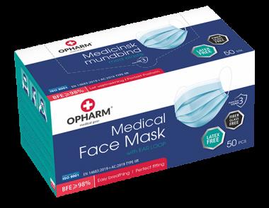 Typ-2-R OP-Maske 3pl nach ISO 9001 made in EU TYP2R