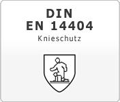 DIN EN 14404 Knieschutz