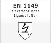 DIN EN 1149 elektrostatische Eigenschaften