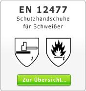 DIN EN 12477 Schutzhandschuhe f�r Schwei�er
