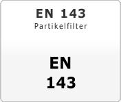 DIN EN 143 Atemschutzgeräte Partikelfilter