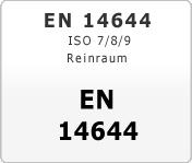 DIN EN 14644 ISO 7 8 9 Reinraum