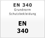 DIN EN 340 die Grundnorm für Schutzkleidung