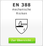 DIN EN 388 Schutz vor mechanische Risiken Übersicht