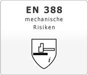 DIN EN 388 Schutz vor mechanische Risiken
