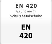 DIN EN 420 die Grundnorm für Schutzhandschuhe