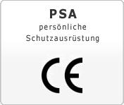 PSA persönliche Schutzausrüstung